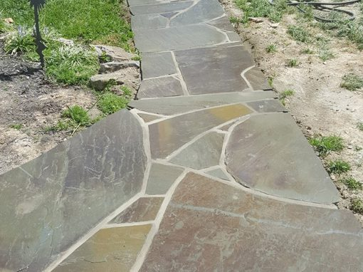 Montgomery Full-Range Flagstone Walkway